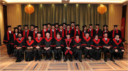 Red Sea Institute Graduates First Class