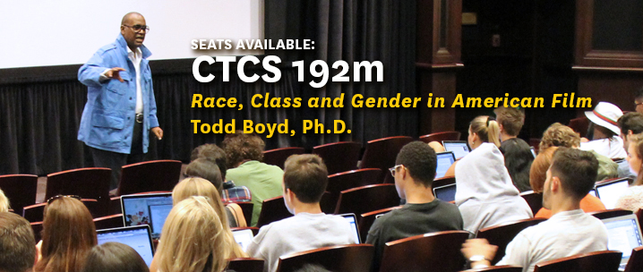 Seats Available: CTCS 192m