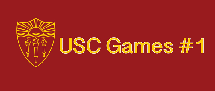 USC Games Ranked #1