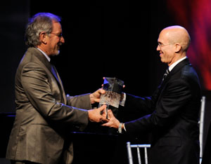 Katzenberg Honored by Shoah Foundation