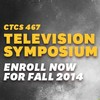 Television Symposium Gears up for 2014