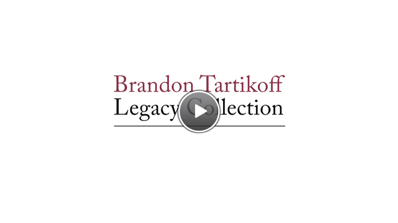 Brandon Tartikoff Legacy Collection