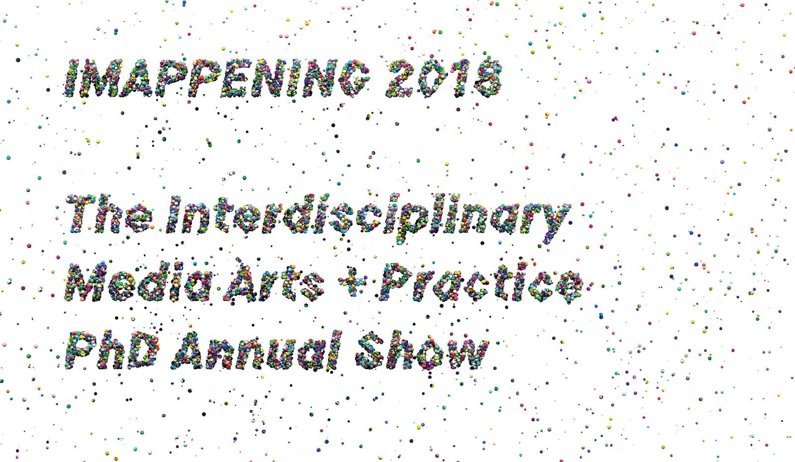 iMappening 2018 exhibition logo
